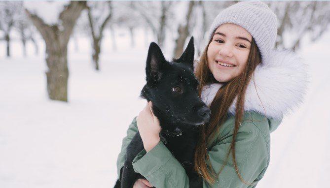 הכן כלבך לחורף